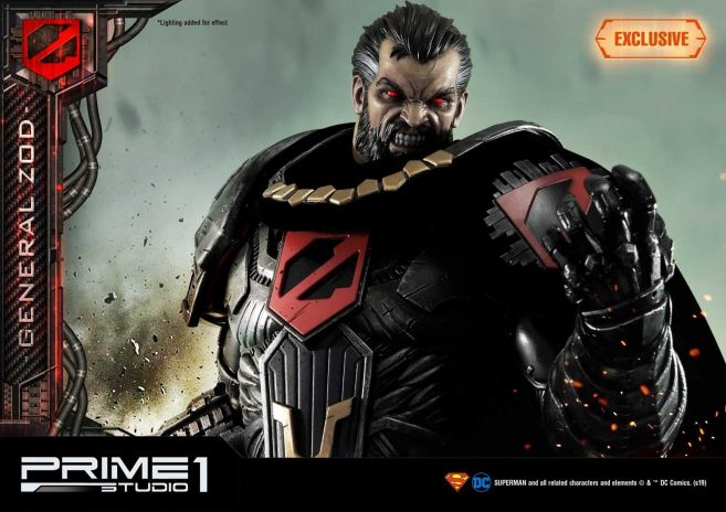 Prime 1 Studio - Superman - General Zod - 20