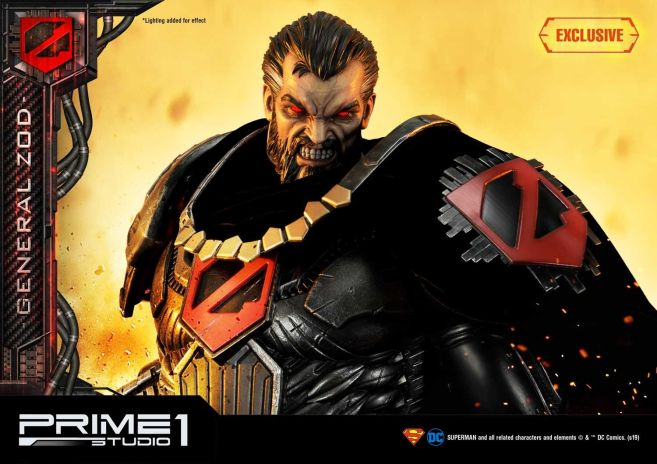 Prime 1 Studio - Superman - General Zod - 23