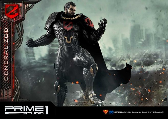 Prime 1 Studio - Superman - General Zod - 50