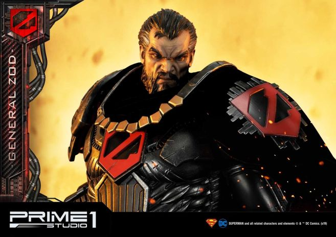 Prime 1 Studio - Superman - General Zod - 51