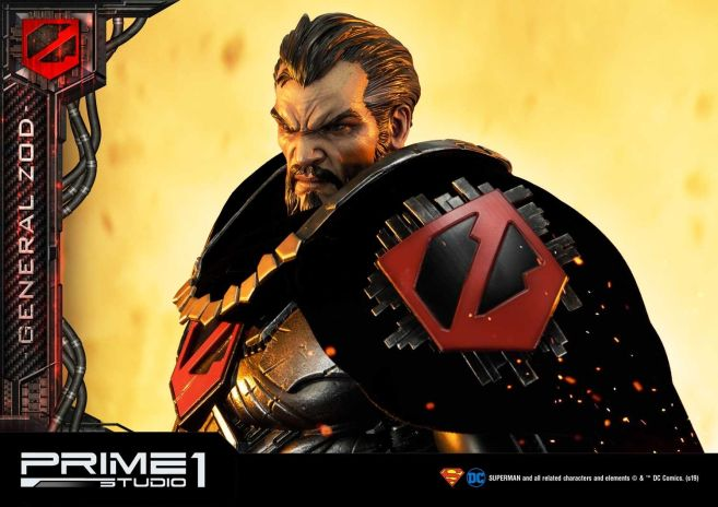 Prime 1 Studio - Superman - General Zod - 52