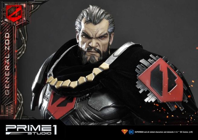 Prime 1 Studio - Superman - General Zod - 54