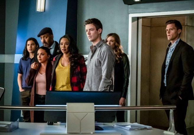 The Flash - Season 5 - Ep 17 - 11