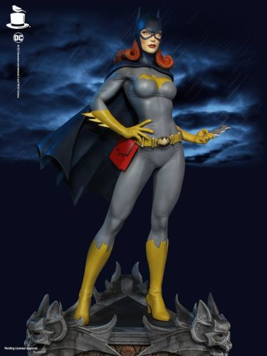 Tweeterhead - Batgirl Statue - 03