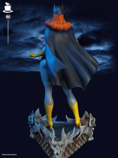 Tweeterhead - Batgirl Statue - 06