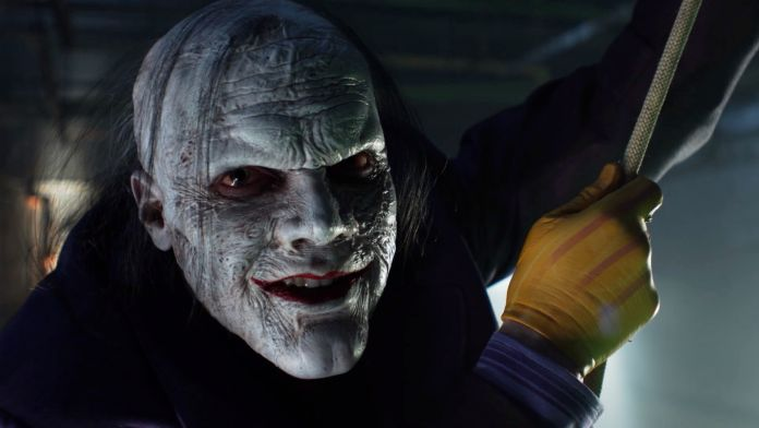 Cameron Monaghan shares new image of Gotham's Joker ...
