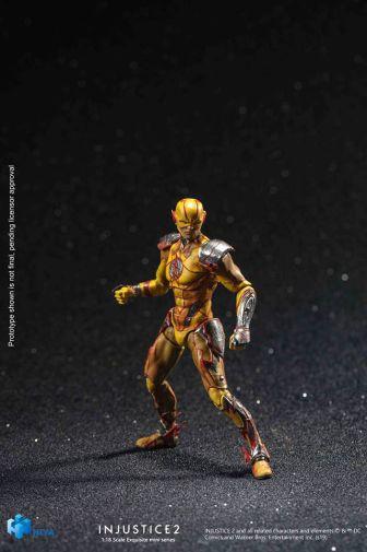 Hiya Toys - Injustice 2 - Reverse Flash - 01