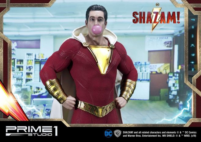Prime 1 Studio - Shazam - Shazam - 35