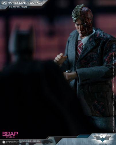 Soap Studio - The Dark Knight - Two-Face - 01