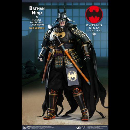 Star Ace Toys - Batman Ninja - War Version - 01