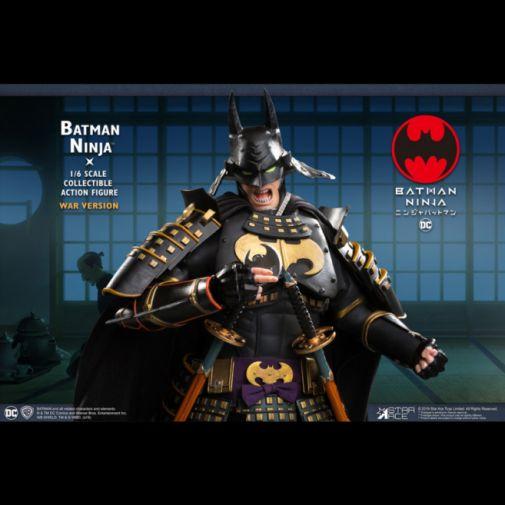 Star Ace Toys - Batman Ninja - War Version - 04