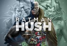 Batman Hush - 4K - Cover