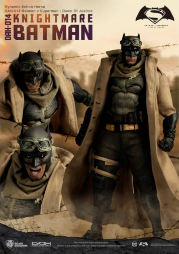 Beast Kingdom - DC - Knightmare Batman - 01