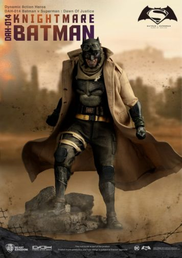 Beast Kingdom - DC - Knightmare Batman - 02