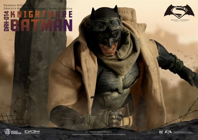 Beast Kingdom - DC - Knightmare Batman - 09