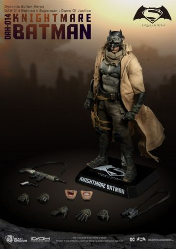 Beast Kingdom - DC - Knightmare Batman - 10