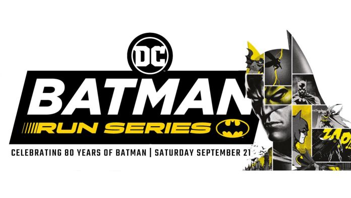 DC Batman Run - Logo