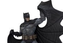 DST - SDCC Exclusives 2019 - Icon Heroes - Batman - Batman Damned Statue - featured