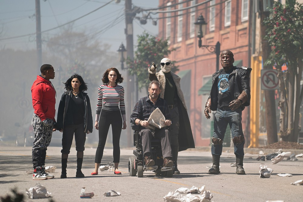 Doom Patrol Season 2 Trailer Introduces Dorothy Batman News