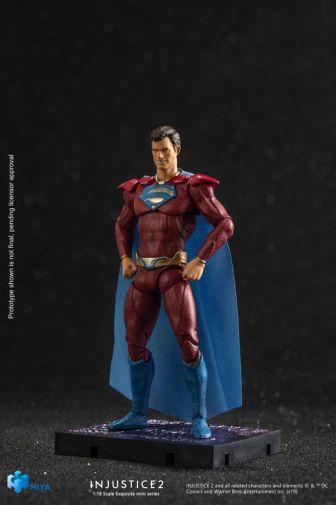 Hiya Toys - Injustice 2 - Superman - ThinkGeek Exclusive - 03