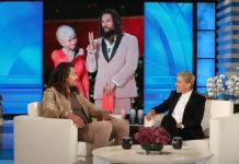 Jason Momoa - The Ellen Show - May 8 2019 - Featured