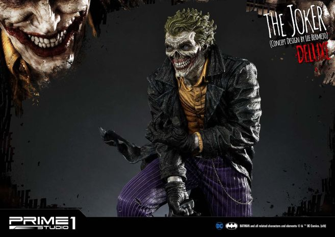 Prime 1 Studio - Batman - Joker by Lee Bermejo - 05