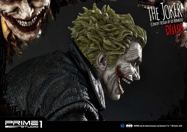 Prime 1 Studio - Batman - Joker by Lee Bermejo - 24