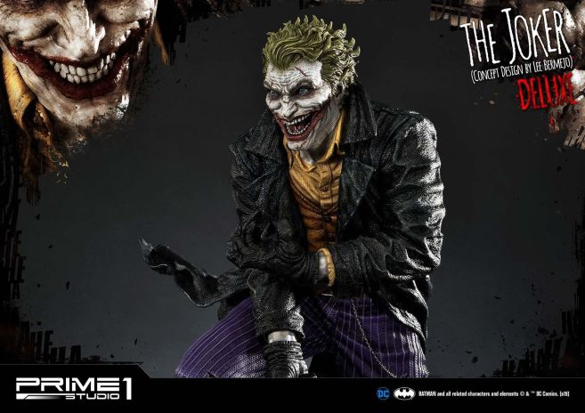 Prime 1 Studio - Batman - Joker by Lee Bermejo - 26