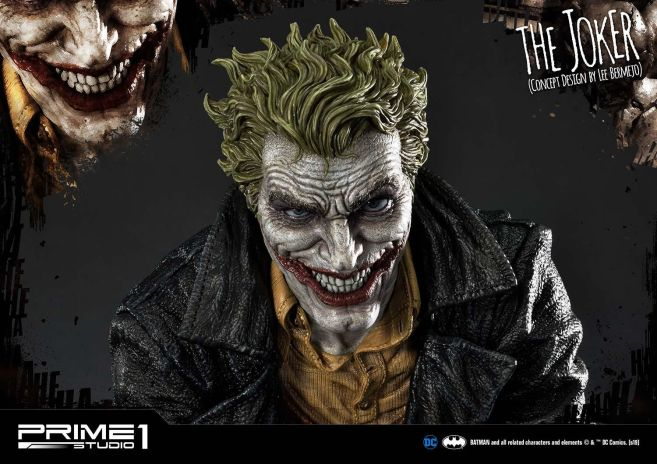 Prime 1 Studio - Batman - Joker by Lee Bermejo - 38