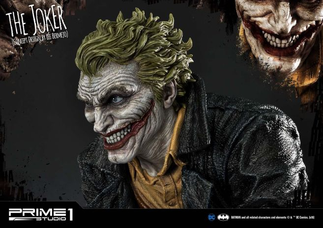 Prime 1 Studio - Batman - Joker by Lee Bermejo - 39
