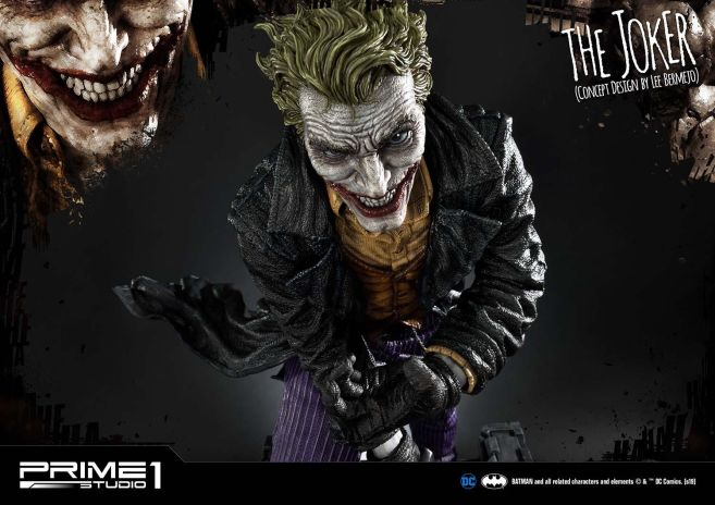 Prime 1 Studio - Batman - Joker by Lee Bermejo - 42