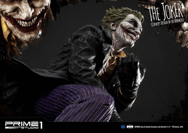 Prime 1 Studio - Batman - Joker by Lee Bermejo - 43