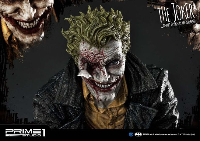 Prime 1 Studio - Batman - Joker by Lee Bermejo - 50