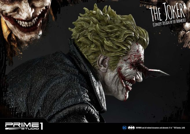 Prime 1 Studio - Batman - Joker by Lee Bermejo - 52