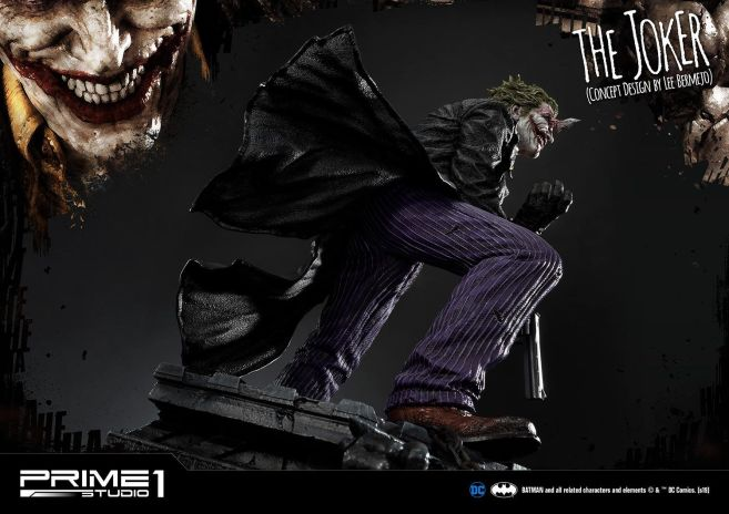 Prime 1 Studio - Batman - Joker by Lee Bermejo - 56