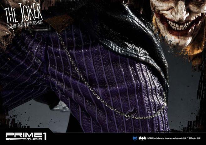 Prime 1 Studio - Batman - Joker by Lee Bermejo - 67
