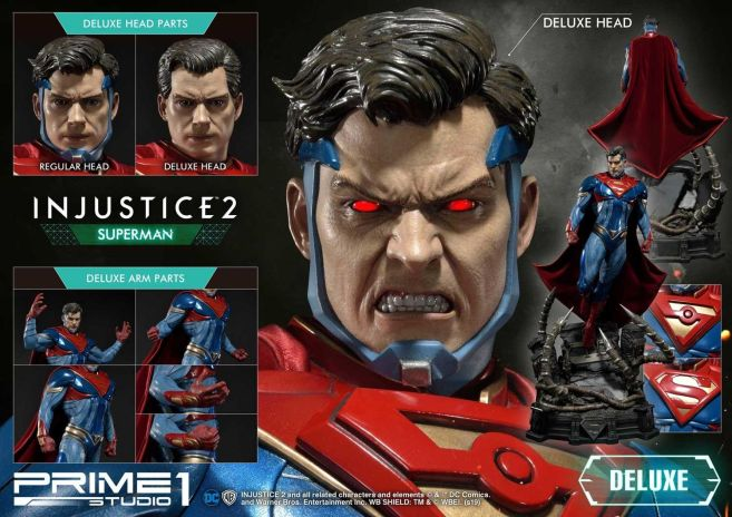 Prime 1 Studio - Injustice 2 - Superman - 03
