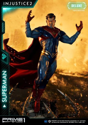 Prime 1 Studio - Injustice 2 - Superman - 05
