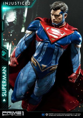 Prime 1 Studio - Injustice 2 - Superman - 10