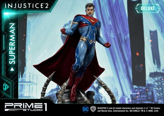 Prime 1 Studio - Injustice 2 - Superman - 24