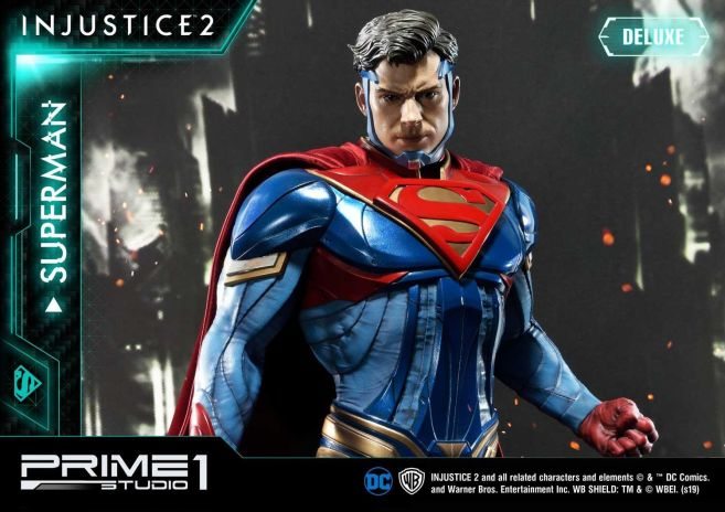 Prime 1 Studio - Injustice 2 - Superman - 30