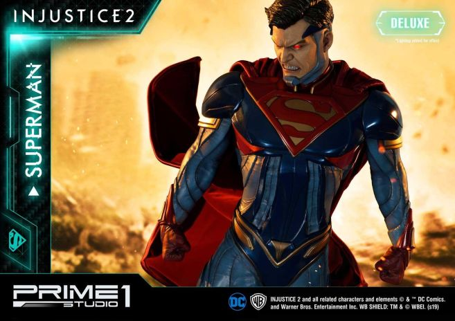 Prime 1 Studio - Injustice 2 - Superman - 31