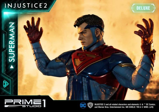 Prime 1 Studio - Injustice 2 - Superman - 32
