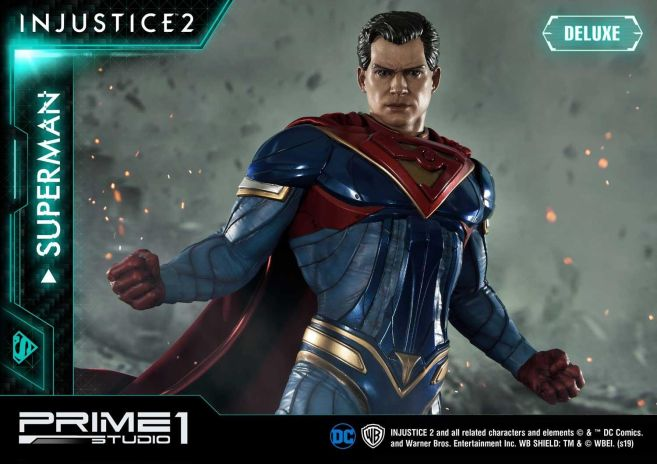 Prime 1 Studio - Injustice 2 - Superman - 34