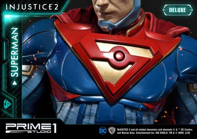 Prime 1 Studio - Injustice 2 - Superman - 39