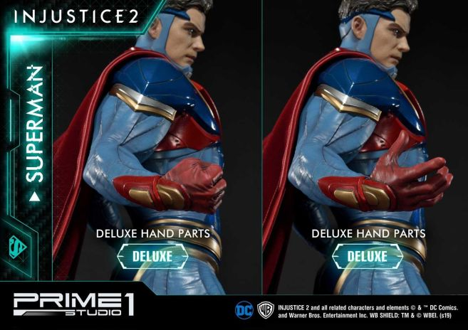 Prime 1 Studio - Injustice 2 - Superman - 42