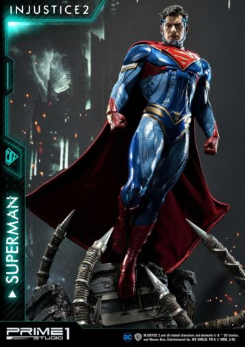 Prime 1 Studio - Injustice 2 - Superman - 51