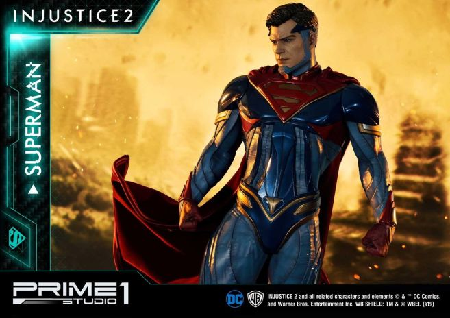 Prime 1 Studio - Injustice 2 - Superman - 56