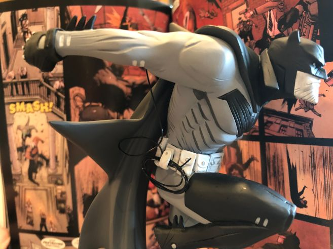 Sean Murphy White Knight Batman Black and White Statue