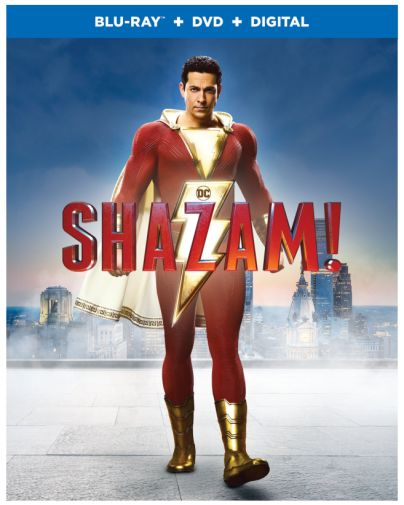 Shazam Blu Ray: Shazam Blu-ray And Digital Release Dates And Details Announced